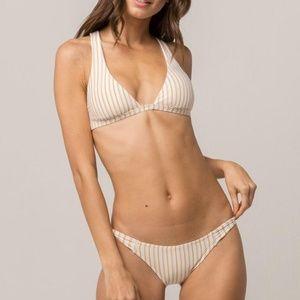 O'Neill Women's Highway Stripe Bikini set